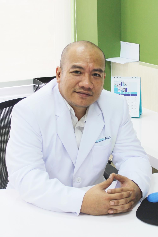 dr. Reza Musmarliansyah