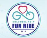Columbia Asia Fun Ride 2018